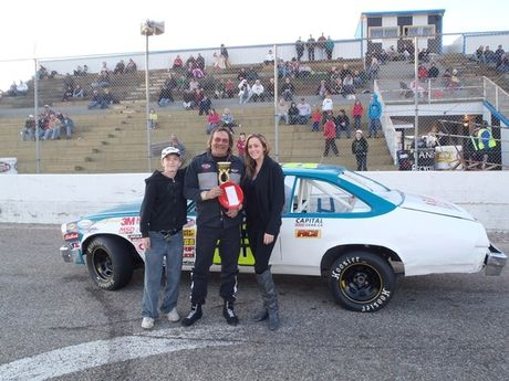 NASCAR Thunder Car Feature Race Winner - #88 Art Eilander