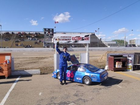 Evolution Mini Cup Trophy Dash Winner - #66 Jayde Masciangelo