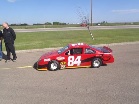 #84 TYLER KNOWLES - EVOLUTION RACING MINI CUP - LEDUC PARADE