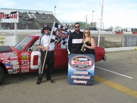 May 12th - NASCAR Thunder Car Trophy Dash Winner - #05 Matt Nemec