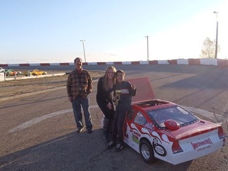 Evolution Mini Cup Feature Race Winner - #2 Patrick Labrash